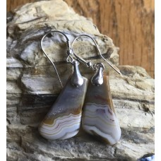 Fairburn Agate Earrings